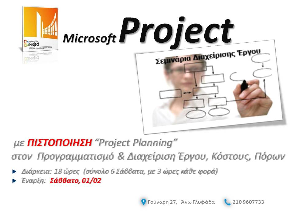 Ms Project (ΙΑΝ.14)